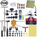 PDR линия удаления Paintless набор зажим для удаления скоб обычный автомобиль вмятин ремонтная доска) Ding Авто 20 шт Pops