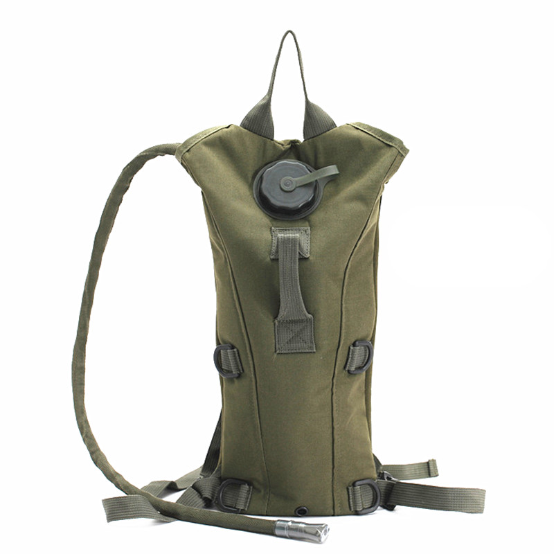 3L Water Bag Tactical Hydration Backpack Travel Outdoor Cycling Camping Hiking Military Camelback Camel Water Bladder Bag