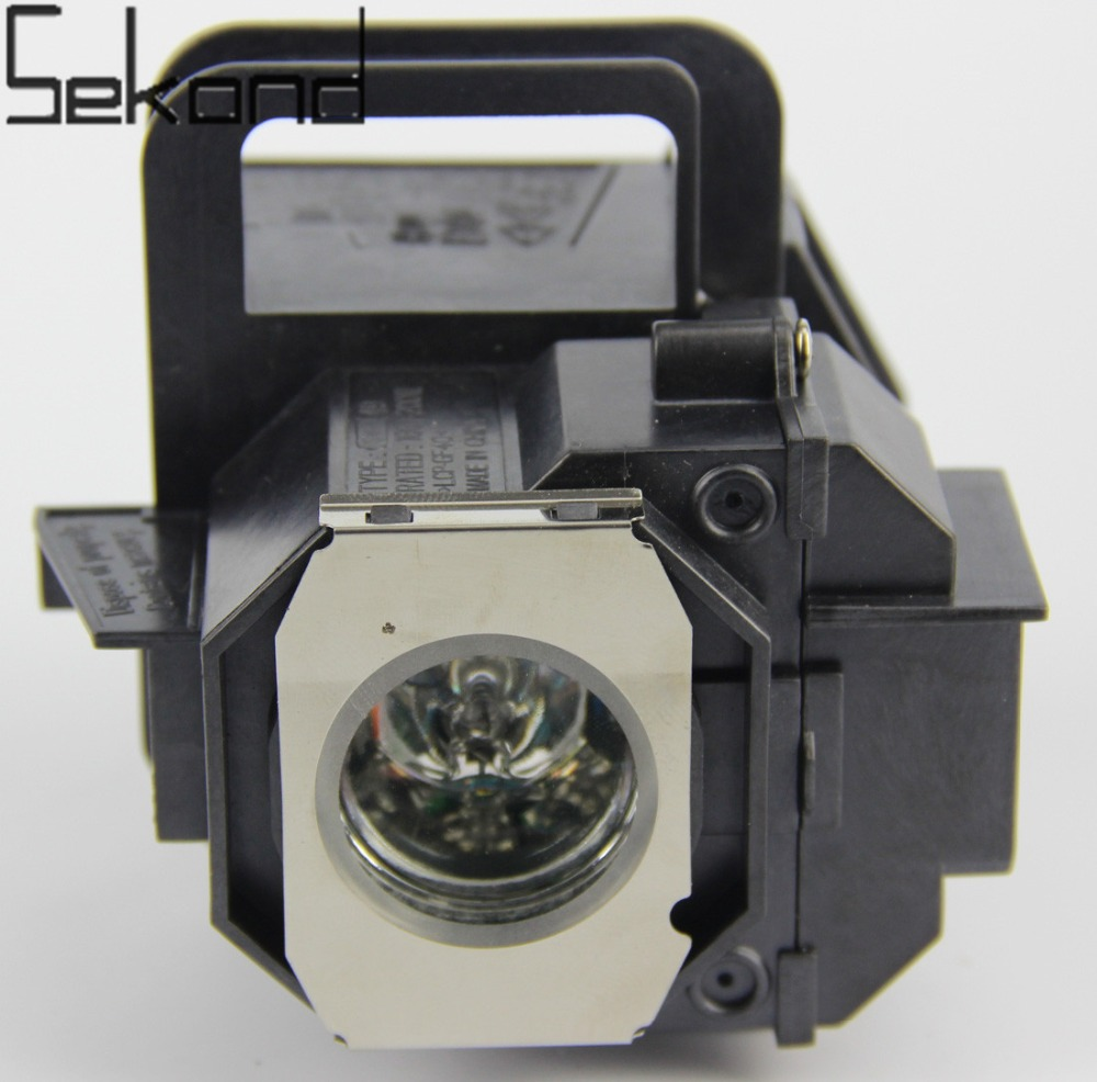 SEKOND EH-TW4500 OEM Projector Lamp With Housing For Epson EH-TW4000 EH-TW3800 EMP-TW5000  EH-TW2800 EH-TW2900