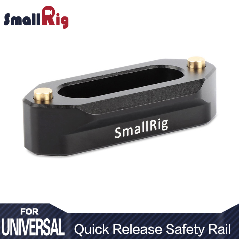buy smallrig camera quick release safety rail 4cm inches long with 1 4. Black Bedroom Furniture Sets. Home Design Ideas
