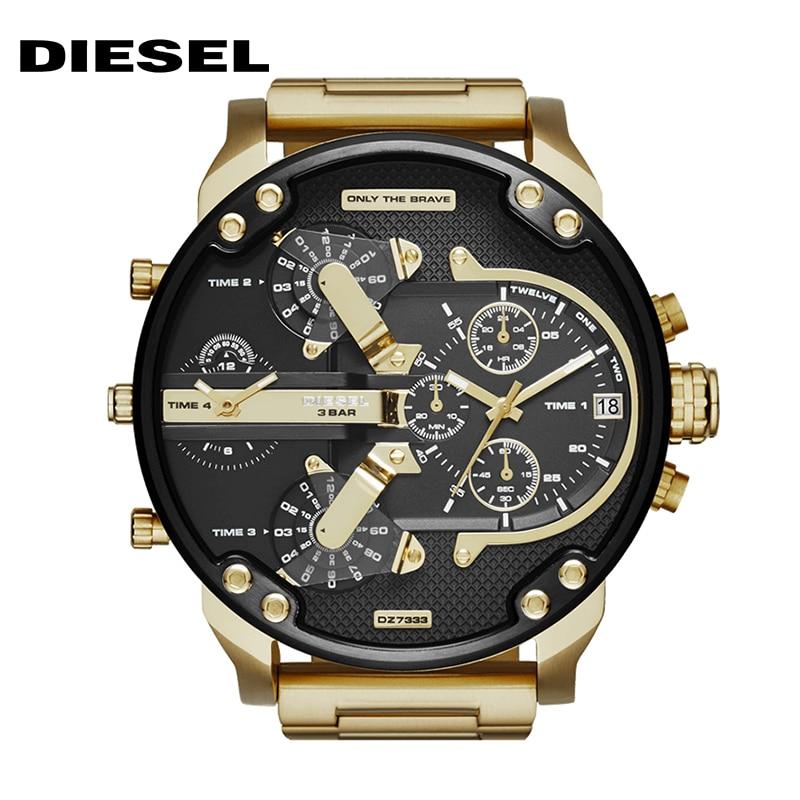 Reloj DZ7333 de cuatro zonas Diesel THIDADDIE de la serie - Relojes para hombres