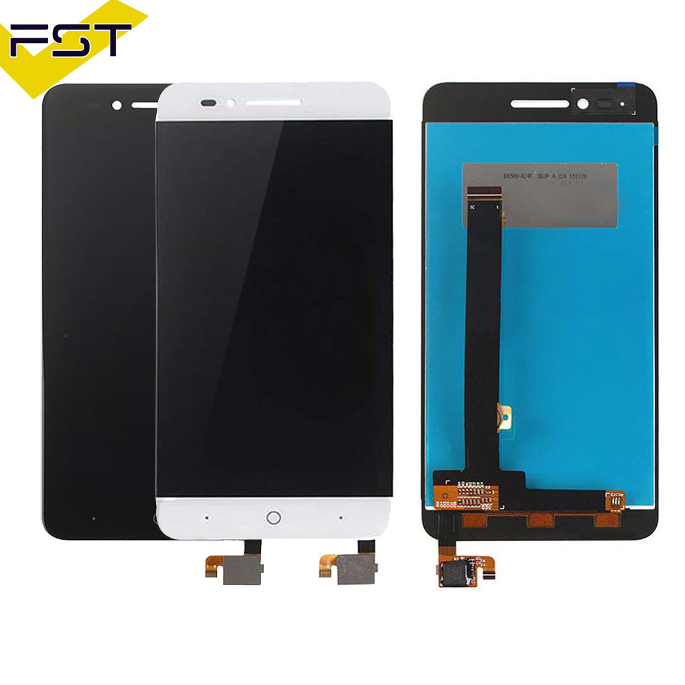 Black/White For ZTE Voyage 4 Blade A610 LCD Display Touch Screen Digitizer Assembly For A610 Lcd Glass Panel Sensor Free ToolsBlack/White For ZTE Voyage 4 Blade A610 LCD Display Touch Screen Digitizer Assembly For A610 Lcd Glass Panel Sensor Free Tools