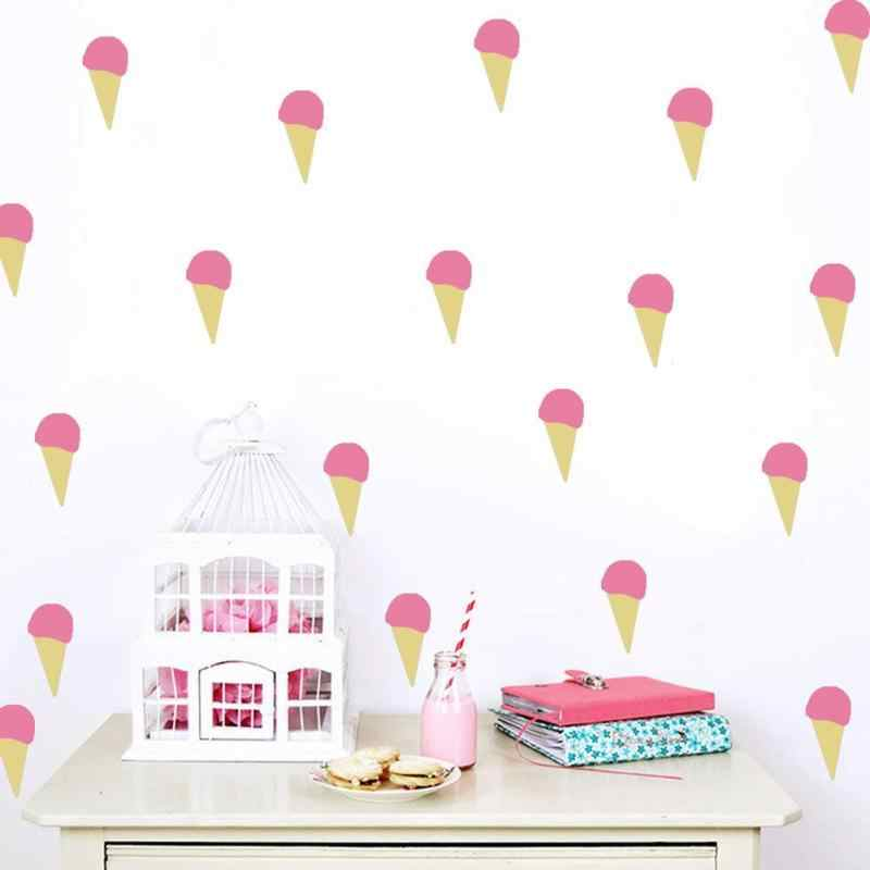 Detail Feedback Questions about Cartoon Cupcake Ice cream Sheep Wall Sticker DIY Removable Pink Wallpaper School Nursery Vinyl Decal Home Kids Bedroom Decor ...