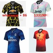 86829affa0b shirt 2018 19 20 EA sports Jersey New Ronaldo Bayern Manchester United  JUVENTUS Real Madrid Ea Sports Soccer Jersey