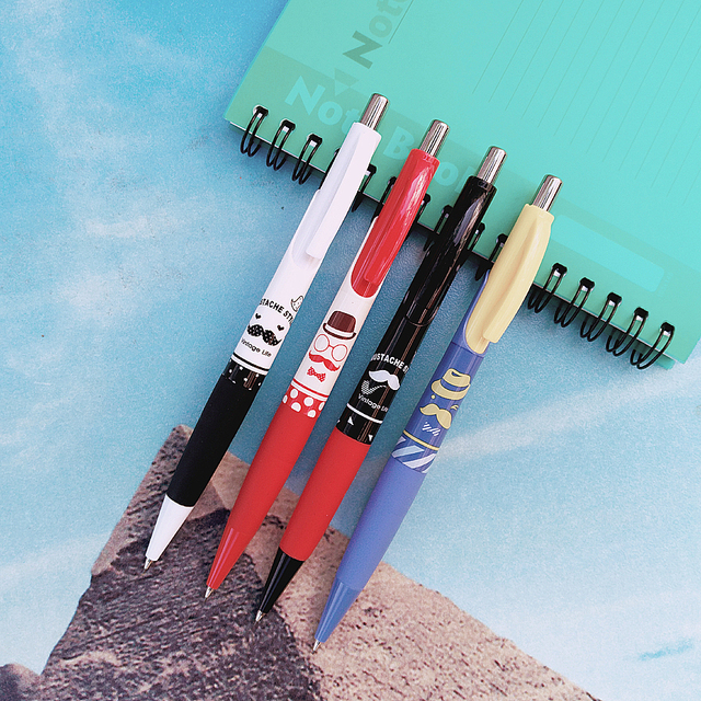 Bon 2PCS/lot New Non Slip Design Mechanical Pencil, High Quality School  Stationery Office