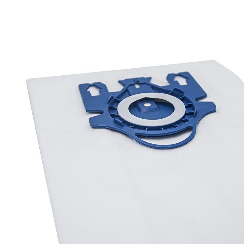 10 шт./лот подходит для Miele Тип GN Deluxe синтетические вакуум и 2 фильтры S2 S5 S8 C1 C3 прибор для чистки ушей пыли Сумки с фильтрами