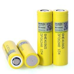 Liitokala New Original HE4 2500mAh Li-lon Battery 18650 3.7V Power Rechargeable batteries