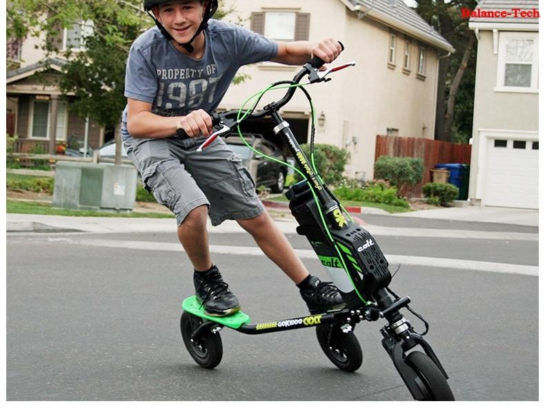 electric balance breaststroke three roller skating scooter. Black Bedroom Furniture Sets. Home Design Ideas