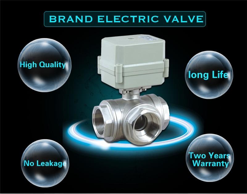 Paire de valves /à bille de 2,5 cm et jauge de temp/érature pour collecteurs de chauffage au sol.