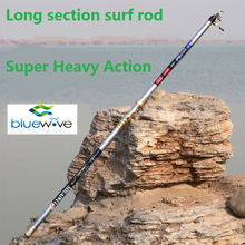 360,390,420,450 cm Pure Carbon High Quality Surf Rod, Fishing Rod, Telescopic Surf Rod.