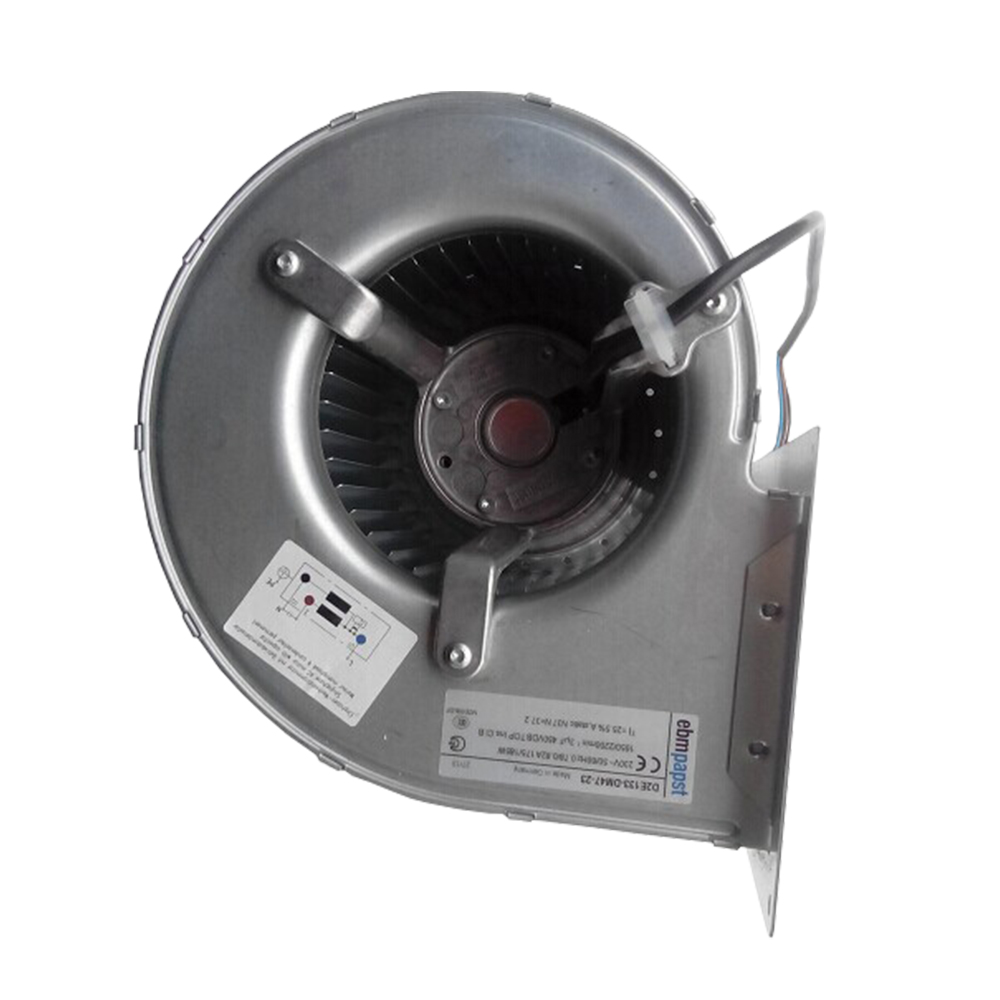 Original Authentic German Ebmpapst Fan D2E133-DM47-23 Double Inlet Centrifugal Fan