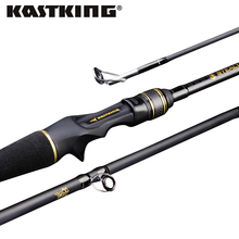 KastKing Stealth FUJI Guide Fishing Rod Spinning Casting Rod