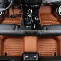 Best Quality Custom Special Floor Mats For Hyundai Sonata 2013 2009 Waterproof Non Slip Carpets For