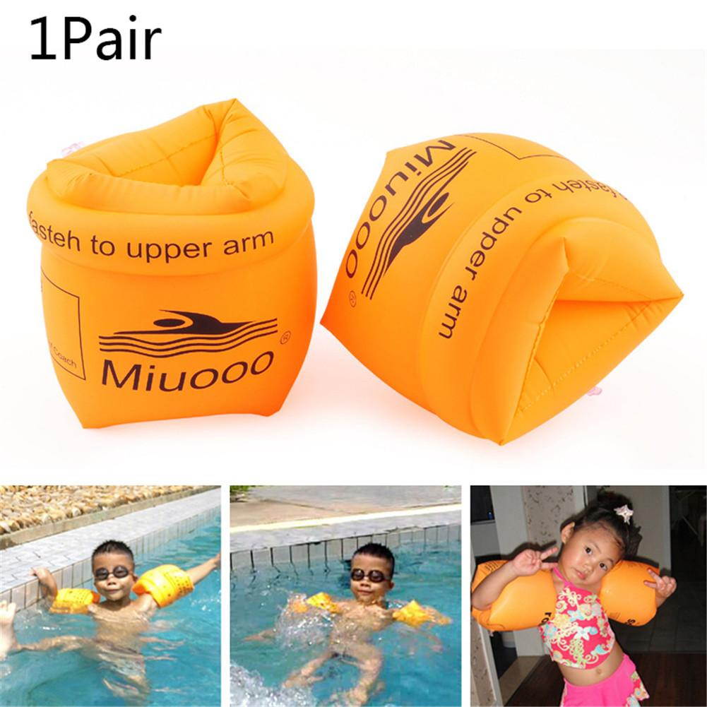 1 Pair Mini Inflatable Swimming Arm Rings Crab Bands Floating Sleeves Swim Pool For Adult Child Accessories In From