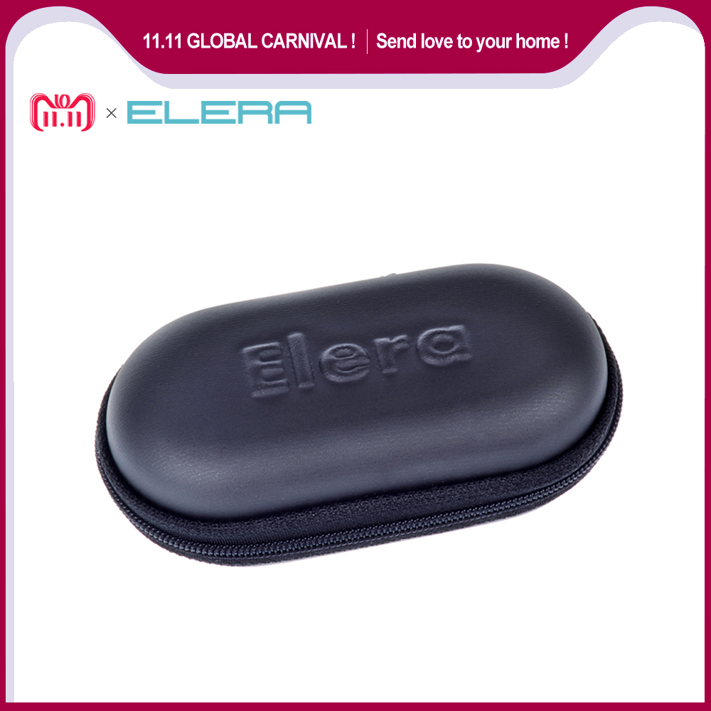 ELERA 10pcs/lot Free Shipping Finger Pulse Oximeter Small Carrying Case, Portable Pouch free shipping 10pcs x24c02s