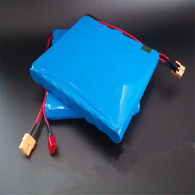 Electric unicycle lithium battery pack 60 v electric balance car battery,	Dedicated power supply import batteries