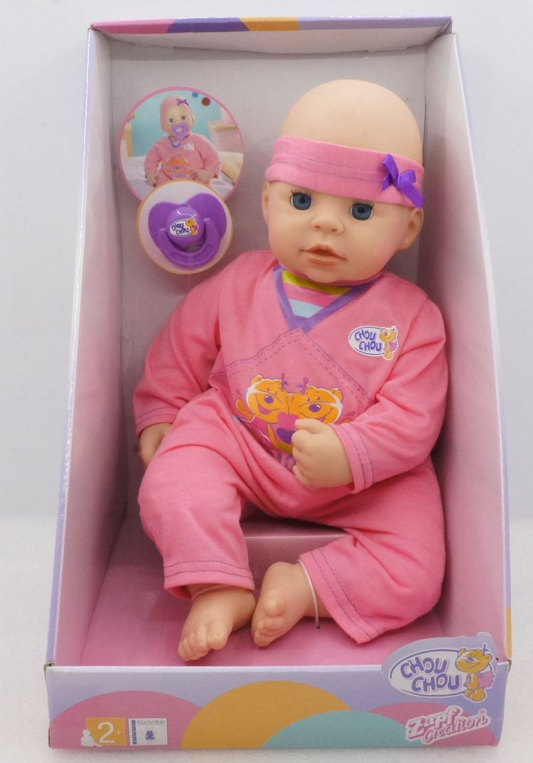 Hsb Toys Zapf Creation Baby Chou Chou Blink Eyes Can Move