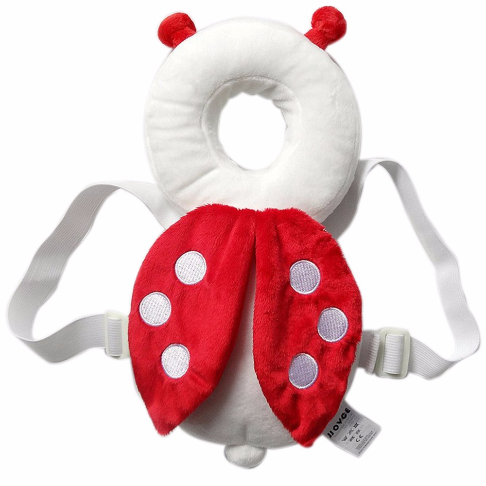 Hot Sale Baby Head Protect Pillow Soft Flannel Cover Recovery Pillow Toddler Protection Pad Shoulder Backpack Pillow