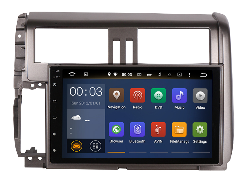 2019 4G LTE Android 8 1 8 0 octa core car multimedia DVD player Radio GPS