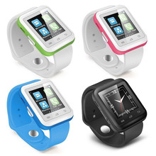 2016 neue bluetooth SmartWatch u9 sport Wearable Gerät reloj inteligente für Apple iOS android telefon pk dz09 u8 gt08 Smart Watch