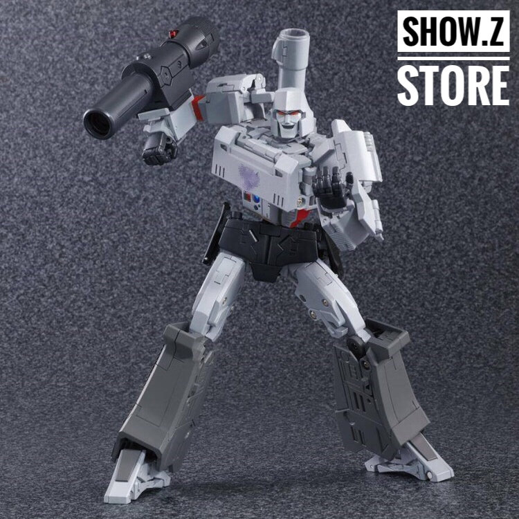 все цены на [Show.Z Store] 4th Party MP36 Mightron MP-36 Masterpiece New in Box Transformation Action Figure онлайн