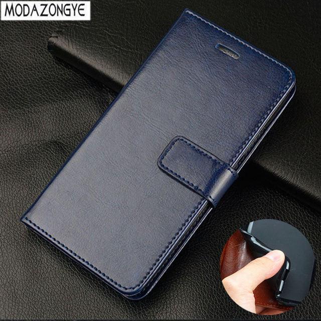 save off 1e006 4fd2f US $3.78 10% OFF|For Vivo Y81 Case Vivo Y81 Case Cover 6.22 Luxury Wallet  PU Leather Phone Case For Vivo Y81 Y 81 VivoY81 Flip Protective Case-in  Flip ...