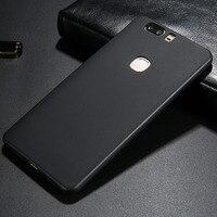 Dla Huawei Honor v8 Przypadku darmowa wysyłka 360 Pełna Ochrona Matowy Miękki TPU Slim Powrót Telefon Pokrywa Dla Honor v8