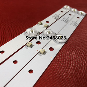 Image 3 - LED Backlight StripสำหรับJS D JP3920 061EC JS D JP3920 071EC E39F2000 MCPCB AKAI AKTV401 AKTV403 AKTV4021 D39 F2000 LC390TA