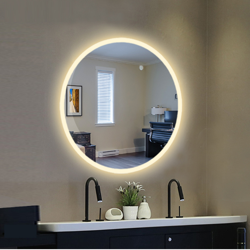 Led Mirror Light Hand Wash Bathroom Desk Simple Modern Nordic Bathroom Dressing Table Makeup Mirror Wall Lamp In Short Supply Ceiling Lights & Fans