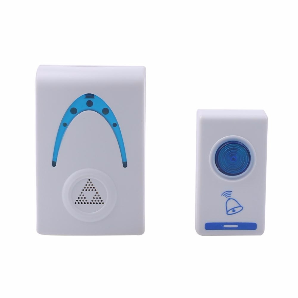 giantree Wireless Remote Control Music Electronic Doorbell 32 Tunes Easy Installed Home safe Supplies small music tesla coils plasma speakers wireless lighting ion windmills electronic toys gifts