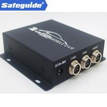 Nowa karta wideorejestrator SD w czasie rzeczywistym 5MP/4MP AHD Auto autobus samochodowy mobilny DVR 2CH cyfrowy rejestrator wideo do 128GB kamera samochodowa DVR
