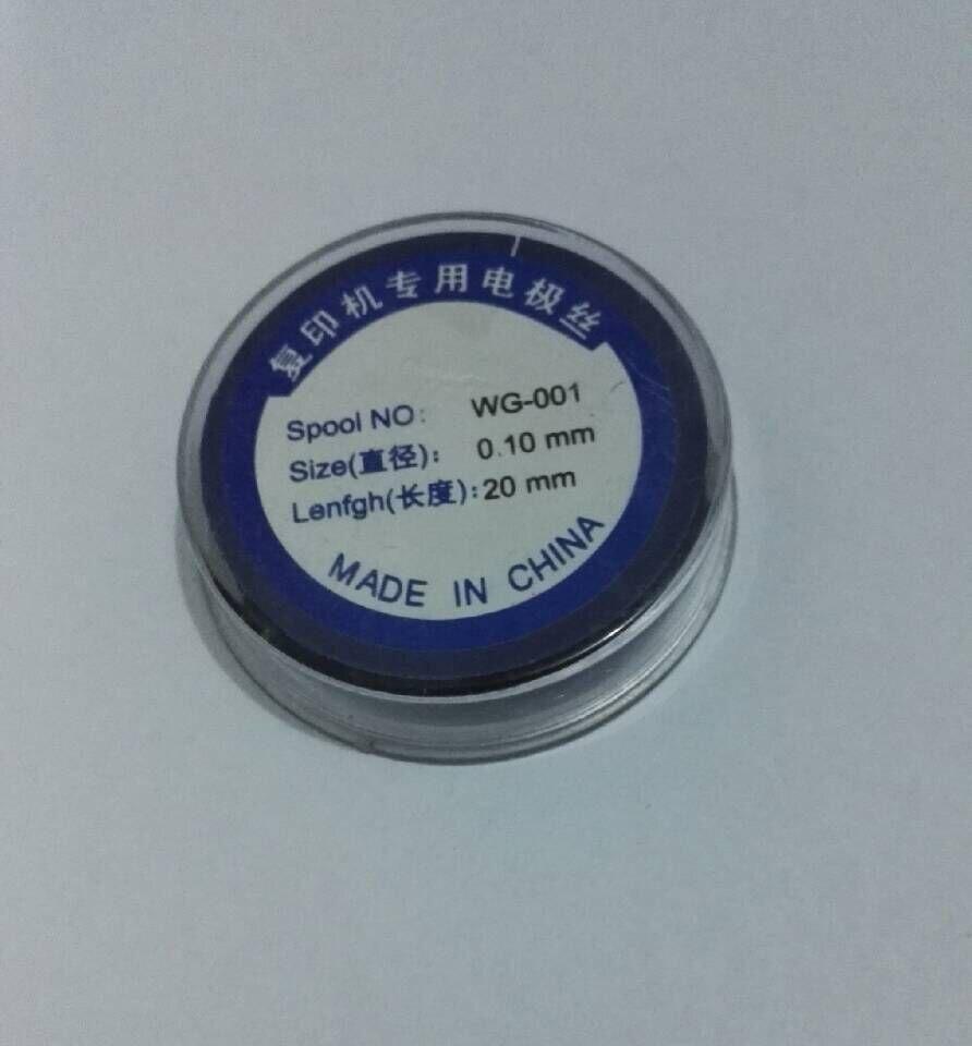 ᗕ0.1mm Wire electrode Tungsten filament wire Photocopier repair ...