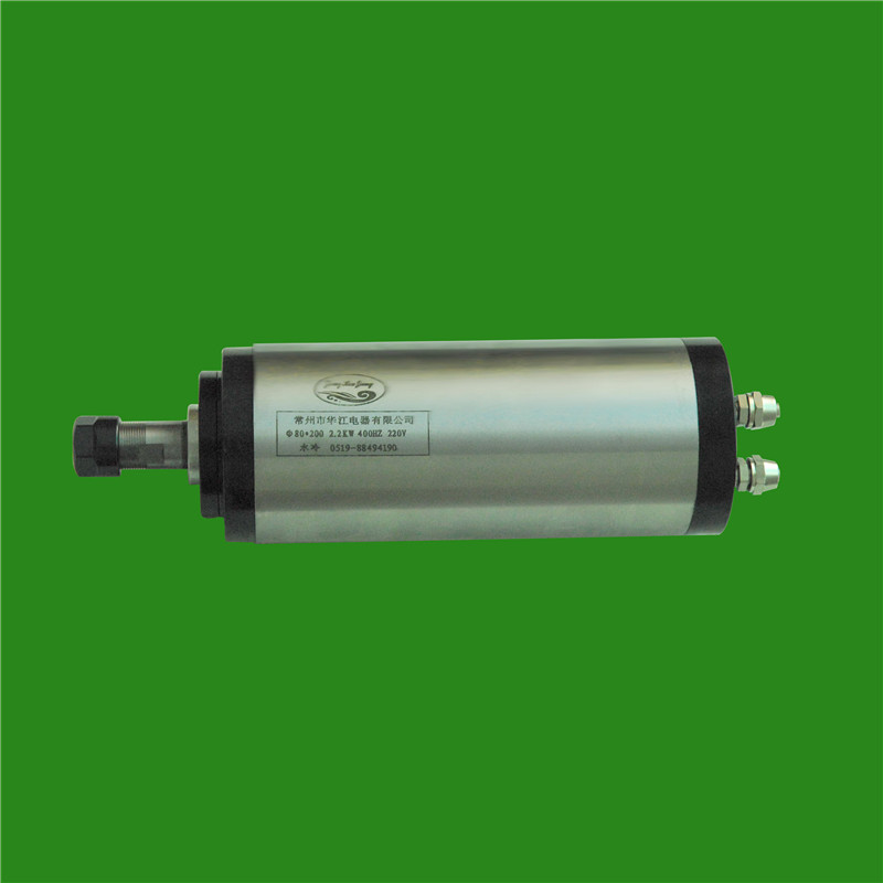 3HP 2.2kw 24000RPM ER16 water cooling Woodworking AC Spindle motor 80mm 4 bearings 220VAC 8A 400hz CNC Router 1 5kw carving machine cnc router spindle motor ac 220v er16 80mm 213mm 24000rpm water cooling cnc spindle motor