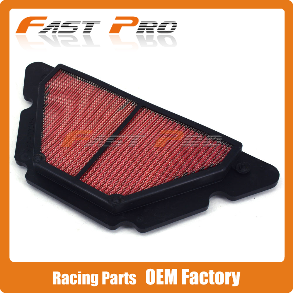 Air Filter Cleaner For Yamaha XJ6 FZ6R 09 10 11 12 13 14 Motorcycle Street Bike