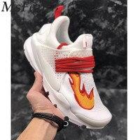 MSFAIR осень кроссовки для Для мужчин Для женщин открытый спортивная Бег Трусцой человек бренд кроссовки летние Обувь с дышащей сеткой Для жен