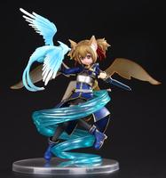 Anime Figure 20 CM Sword Art Online II Silica ALO ver. Funny Knights Ayano Keiko 1/8 PVC Figure Action Collectible Toy Model