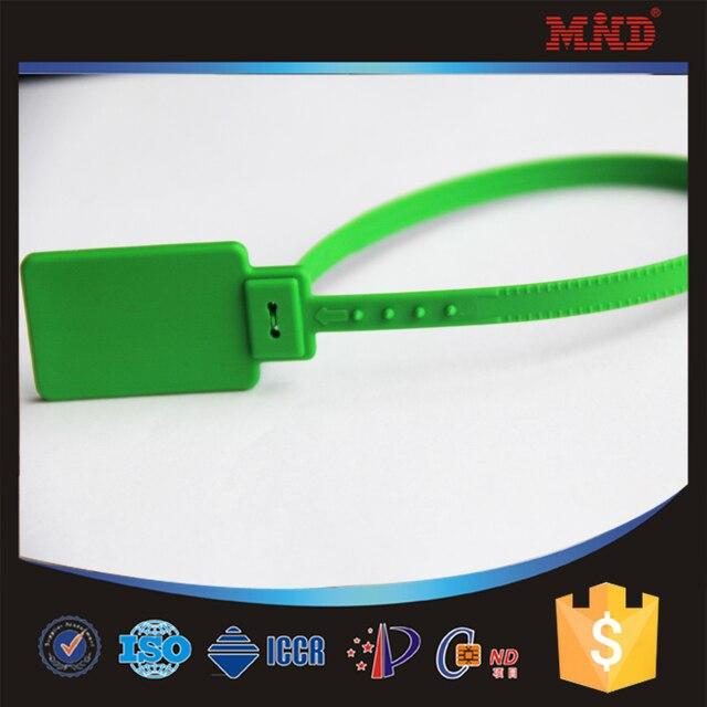 Großhandel Kunststoff Kabelbinder UHF Passive RFID Kabel Tags in ...