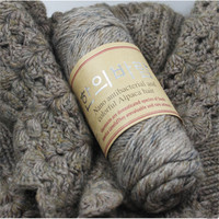 1000g Lot Mix Colors In A Pack Alpaca Wool Thick Yarns Knitting Natural Mink Cashmere Yarn