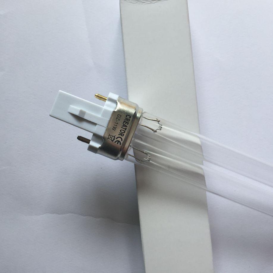 High quality G23 UV 11W 2 PIN , 254nm UVC Lamps for Aquarium ,UV Sterilizer 10000H