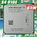AMD Phenom II X4 910E Процессор Quad-CORE (2.6 ГГц/6 М/65 Вт/2000 ГГц) Socket am3 am2 + бесплатная доставка 938 pin продать X4 905e