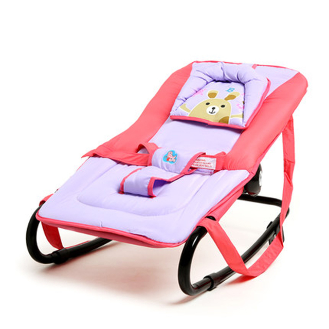 2016 high quality portable sit and lie baby rocking chair infant comfort chair cradles rocking crib  sc 1 st  AliExpress.com & Aliexpress.com : Buy 2016 high quality portable sit and lie baby ...