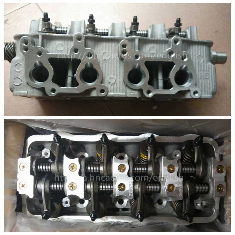 11110 80002 Engine Parts F10A Cylinder Head Assembly Used