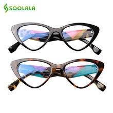 Женские компьютерные очки «кошачий глаз» soolala с защитой от