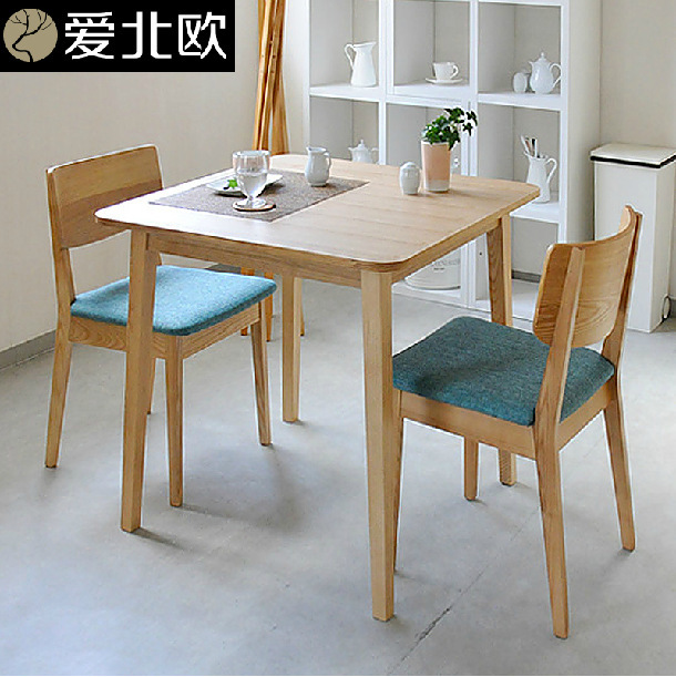 Small Wood Table And Chairs