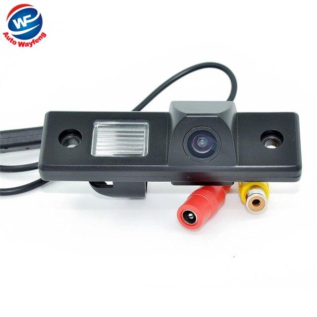 Hd ccd especial retrovisor do carro câmera de backup reversa para chevrolet epica/lova/aveo/captiva/cruze/lacetti frete grátis expedição