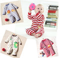 Baby Clothing! New Spring Autumn brands Newborn Children Clothes Baby Boy Girl Cotton Clothes Long-Sleeve 0-12M Baby Rompers