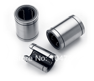 LM25UU Linear Bearings 25mm Linear Ball Bearing Bush Bushing 1pc scv40 scv40uu sc40vuu 40mm linear bearing bush bushing sc40vuu with lm40uu bearing inside for cnc