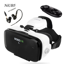 BOBOVR Z4 Mini VR Glasses With Oculos Exterior 3D Immersive Virtual Reality Glasses with HiFi Earphone Mini Version BOBO VR Z4