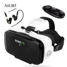 BOBOVR Z4 Mini VRแว่นตาที่มีOculosภายนอก3Dที่สมจริงแว่นตาเสมือนจริงกับHiFiหูฟังมินิรุ่นBOBO VR Z4