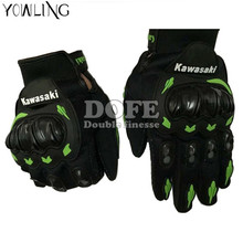 Man Woman Guantes Motoo Gloves Motorbike Luva Moto Motocicleta Motocross Guantes Gloves for Kawasaki Z800 Z750 Motorcycle Gloves